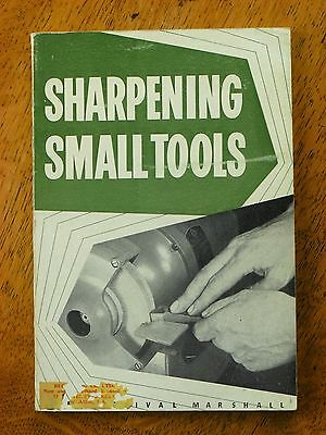 Sharpening Small Tools and Some Domestic Appliances by Duplux (Paperback, 1963)
