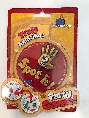 Spot It! Party Game New Family Travel Size 2014 Dr Toy 10 Best Game Award