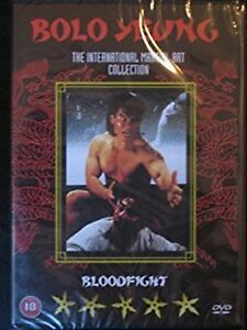 Bolo Yeung Bloodfight DVD (EAN 5060139186841)