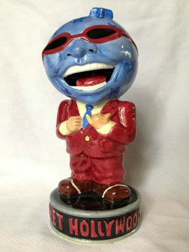 Vintage Planet Hollywood ADVERTISING FIGURINE / STATUE/SOUVENIR