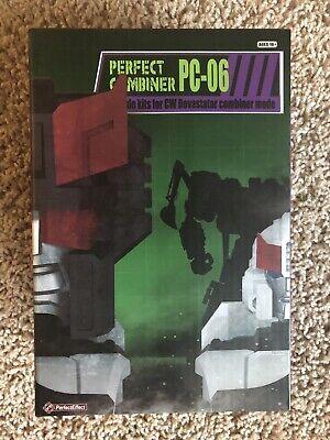 Transformers Devastator Perfect Effect PC-06