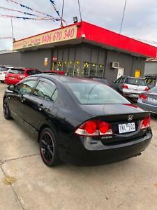 HONDA Civic VTi 2008 • 4 cylinder 1.8 litre >>> RWC <<< Dandenong Greater Dandenong Preview