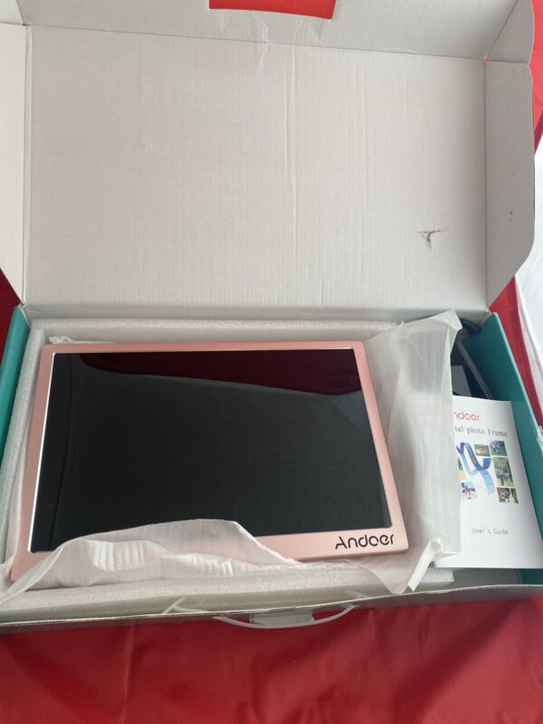 Andoer 11.6 Inch Digital Photo Picture Frame FHD 1920*1080  IPS Screen
