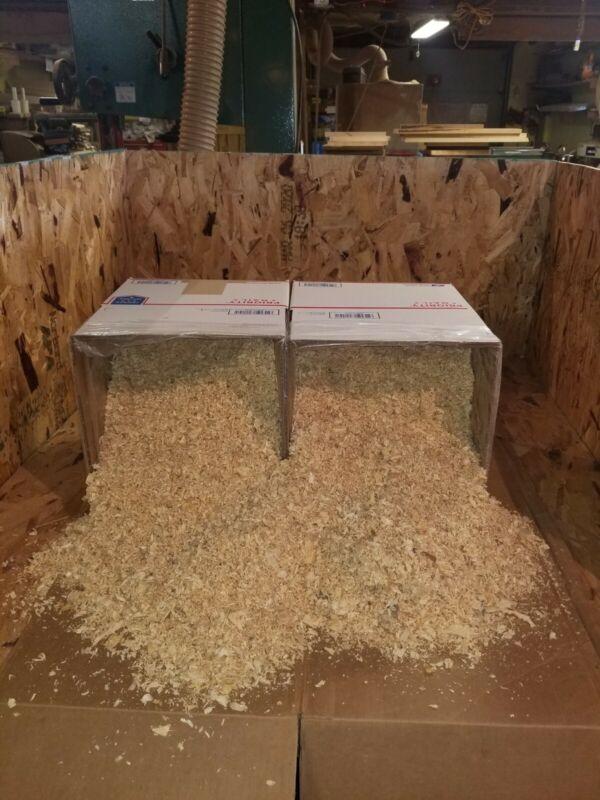 Dry Pine Sawdust!