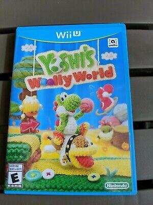 Yoshi's Woolly World (Wii U, 2015)