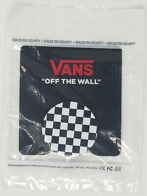 Vans PopSocket Black/White Checkered Pop Socket Checkerboard - Black & White Checkered