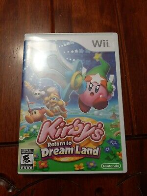 Kirby's Return to Dream Land Complete (Wii, 2011)