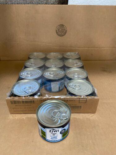 Ziwi Peak New Zealand Canned Lamb Recipe Cat Food (Case of 12, 6.5 oz. each)