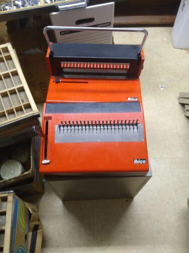 Book binding machine