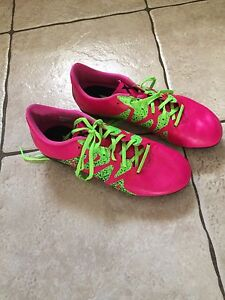 Adidas outdoor soccer shoes size 6 for sale