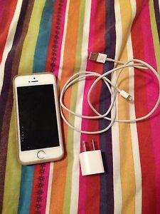Unlock iPhone5s 16 gb Silver Brookvale Manly Area Preview