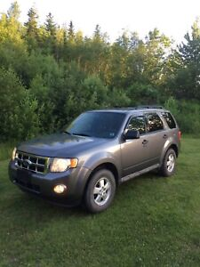 """""""New Price """" 2009 Ford Escape XLT"""