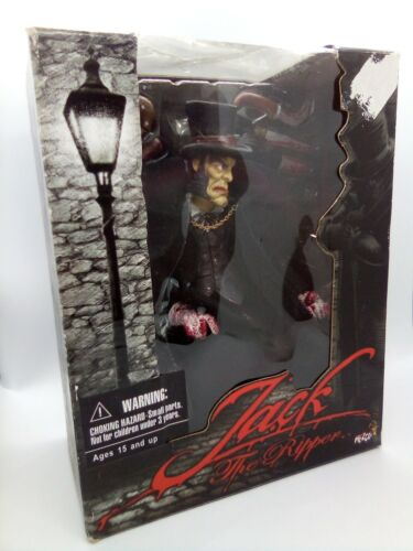 Mezco Jack The Ripper Figure. Pre-owned, Box Open, But Figure Never Removed. - $31.99