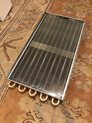Trane Boiler Heating Coil 15x28 H9h168agaa00coil Water To Air Heat Exchanger