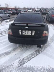 Nissan Sentra Ser 2001