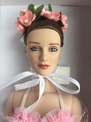 "Tonner Tyler 16"" 2014 SPRING TIME Dressed LE 400 Ballet Fashion Doll NRFB DAPHNE"