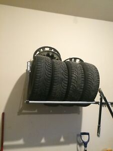 Winter Tires + Rims + Covers