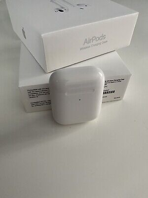 BRAND NEW *UNSEALED* & AUTHENTIC Apple AirPods 2nd Generation with Charging Case