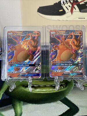 2x Charizard GX SM211 Ultra Rare Holo - Pokemon Hidden Fates Black Star Promo