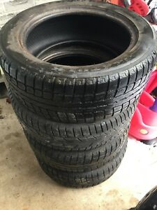 (4) Winter Tires 205 55 16