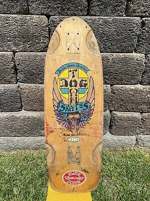 Vintage Dogtown Skateboard Z Flex Santa Cruz Alva Jay Humpston Zboys