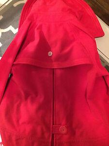 Lululemon Softshell Coat Fleece Lined! New