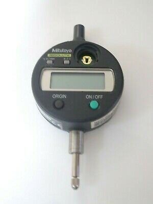 Good Condition Mitutoyo Absolute Digital 0 - 12 Indicator Id-s1012eb 543-683b