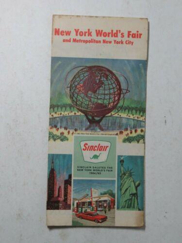 Vintage 1964 New York World