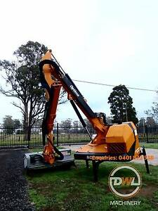 2013 NOREMAT OPTIMA M57T PTO REACH FLAIL MOWER TRACTOR SLASHER Austral Liverpool Area Preview