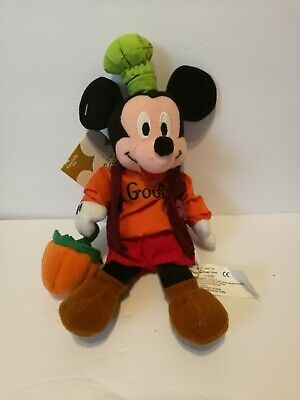 Trick Or Treat Halloween Store (Disney Store Exclusive Halloween Trick Or Treat Mickey as Goofy 7
