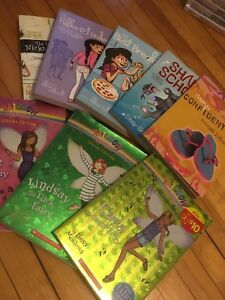 Girl's books $10 for all
