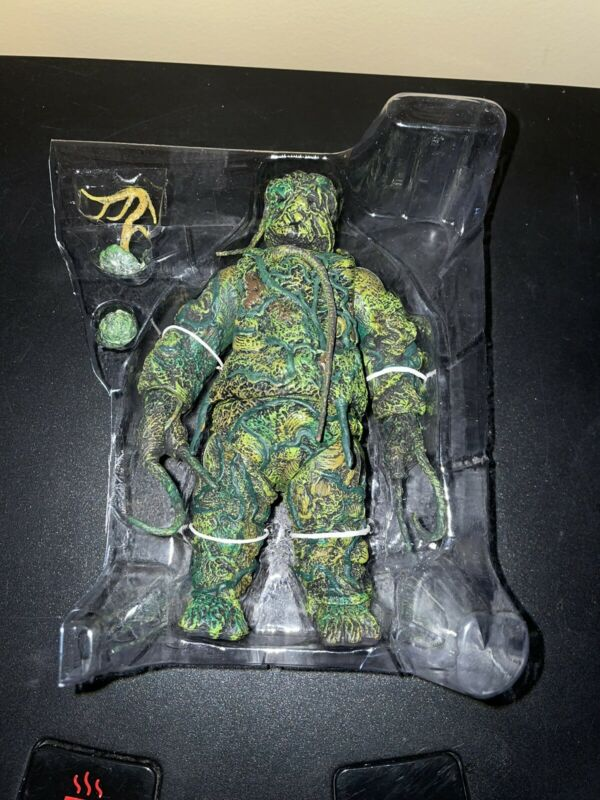 """Doctor Who Classic The Seeds of Doom Krynoid Figure 5"""" FP Exclusive 2012 4th DR."""