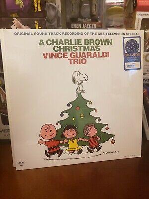 SNOWFLAKE VINYL----  VINCE GUARALDI A Charlie Brown Christmas; Snoopy LP  1126 ()