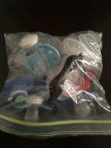 Bag of pacifiers