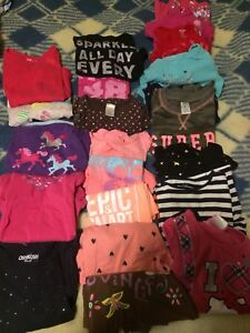 Girls size 5 clothes lot