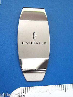 Lincoln NAVIGATOR -  money clip BOXED