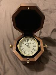 Howard Miller Oceana Table Clock