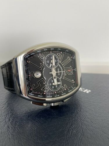 Franck Muller Vanguard Automatic Chronograph - watch picture 1