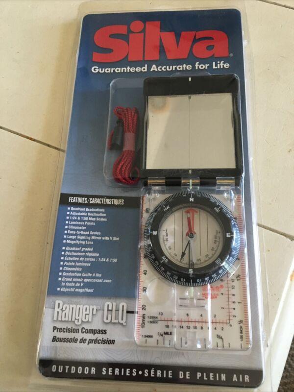 New Silva Ranger CLQ Compass.. Free Shipping