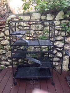 5 level Chinchilla/Ferret/Small animal cage