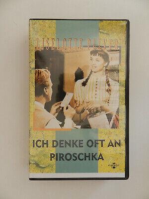 VHS Video Kassette Ich denke oft an Piroschka Liselotte Pulver Gunnar Möller gebraucht kaufen  Versand nach Germany