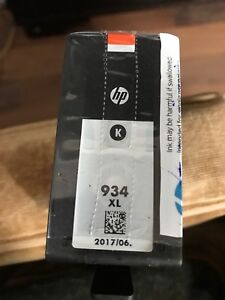 HP 934 XL Black Ink Cartridge