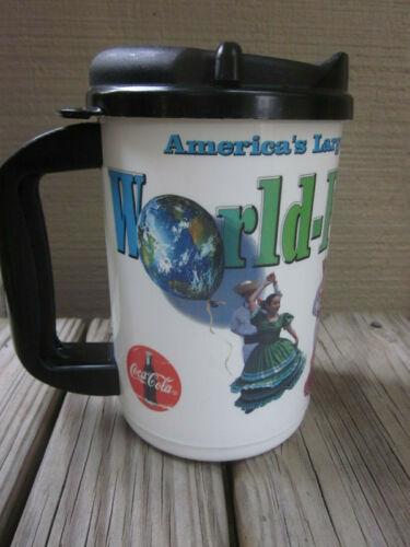 Silver Dollar City 16 oz. World-Fest Refillable Mug - $1.50 refill