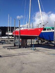 Van de Stadt yacht for sale Blackmans Bay Kingborough Area Preview