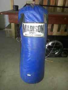 Punching bag ( madison) Carrara Gold Coast City Preview