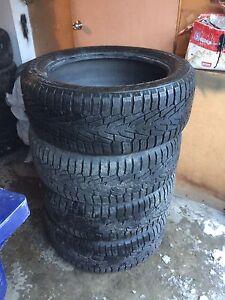 4 pneu d hiver 275 50 r22 Nokian