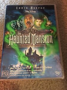 Haunted Mansion DVD Valley Heights Blue Mountains Preview