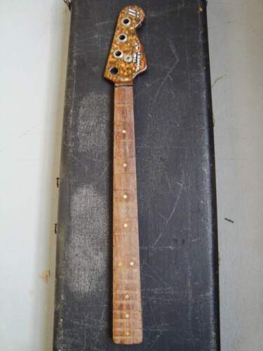 1968 Fender Mustang Bass Neck