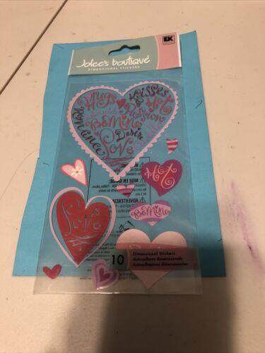 Jolees Hearts Of Love - $1.70