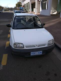 1995 Nissan Micra Hatchback - perfect uni car City North Canberra Preview